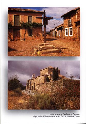 A través de Palencia por el Camino de Santiago interior 1