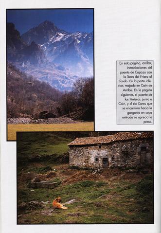 La Ruta del Cares. El gran desfiladero de los Picos de Europa interior 1