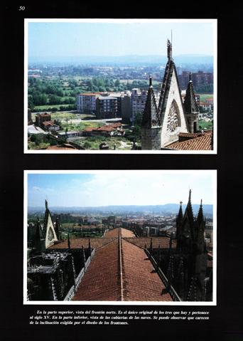 La Catedral de Santa Mª de León interior 1