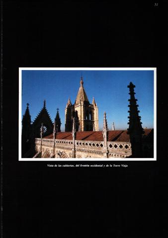 La Catedral de Santa Mª de León interior 2