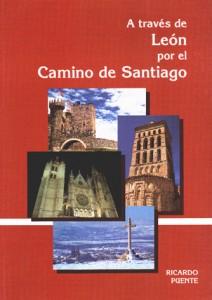 A través de León por el Camino de Santiago portada