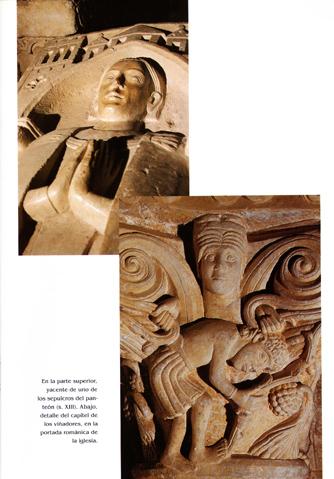 San Zoilo de Carrión, de la Edad Media al Renacimiento interior 1